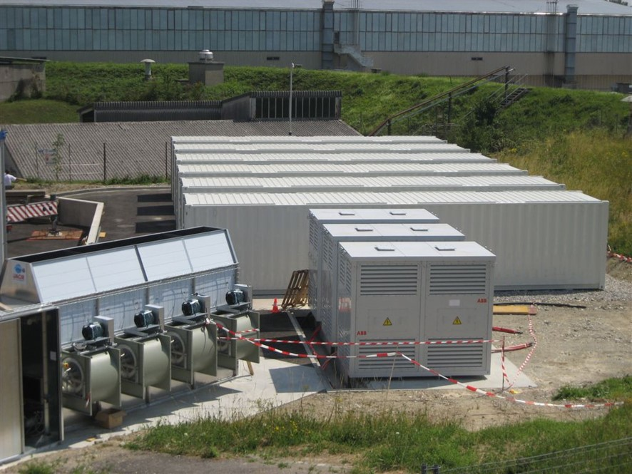 electronique de puissance-conteneur